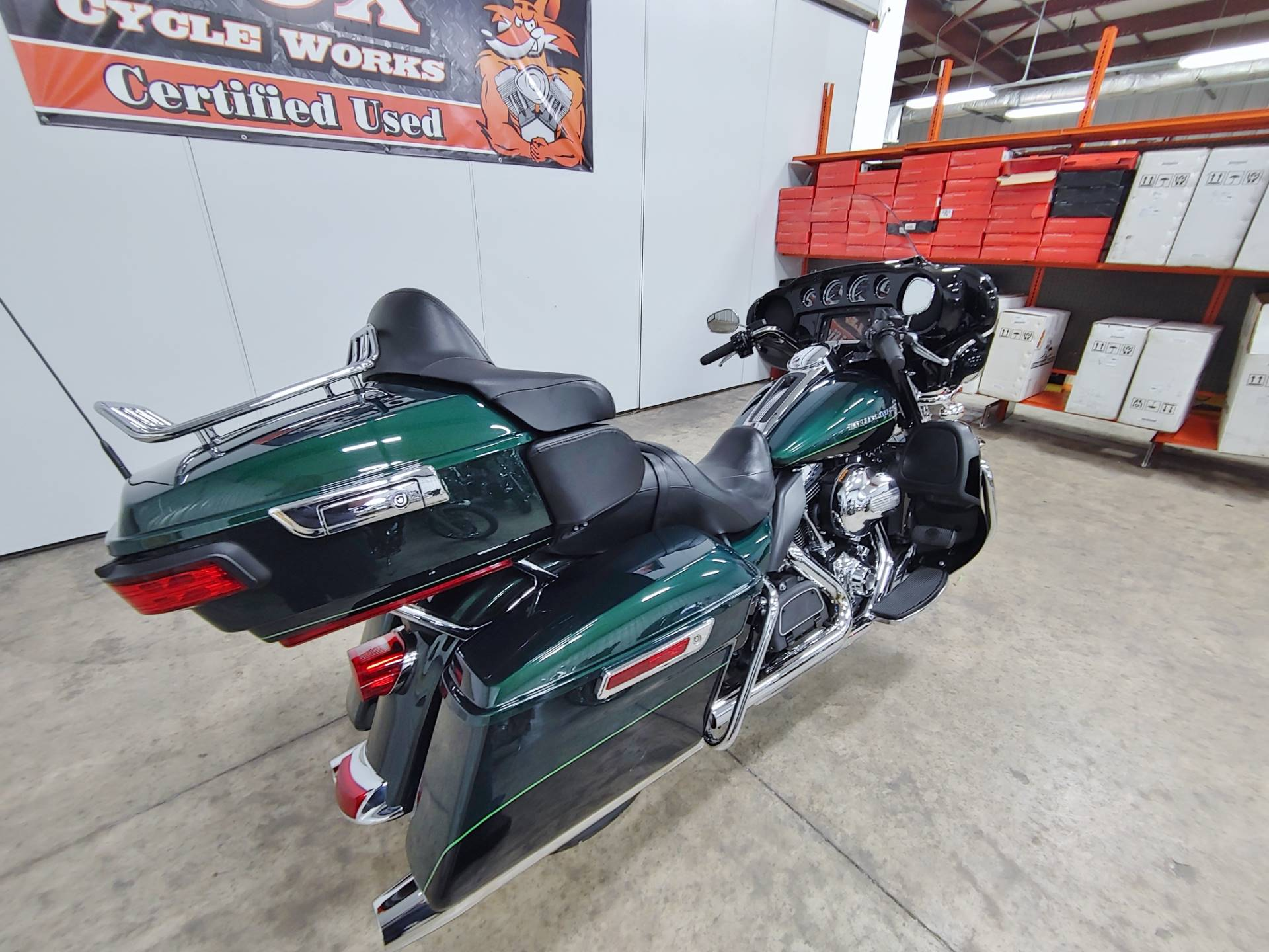 2016 Harley-Davidson Ultra Limited in Sandusky, Ohio - Photo 10