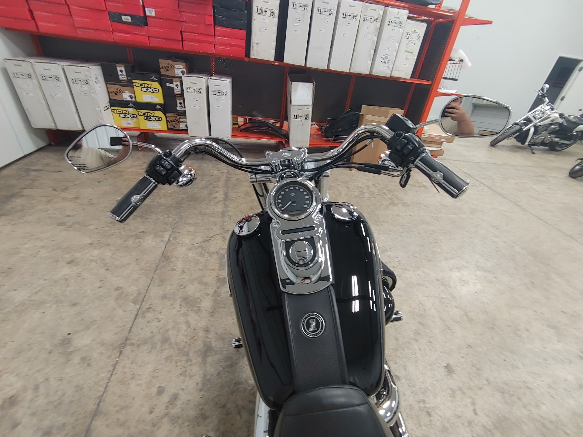 2014 Harley-Davidson Dyna® Super Glide® Custom in Sandusky, Ohio - Photo 13