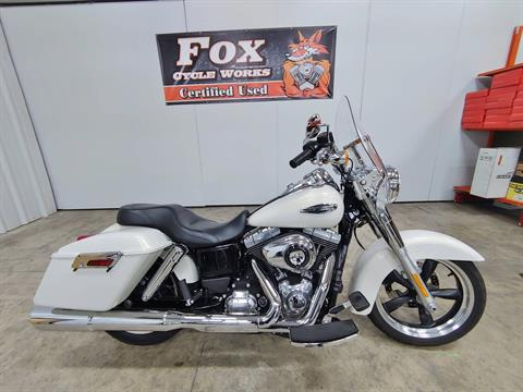 2014 Harley-Davidson Dyna® Switchback™ in Sandusky, Ohio - Photo 1
