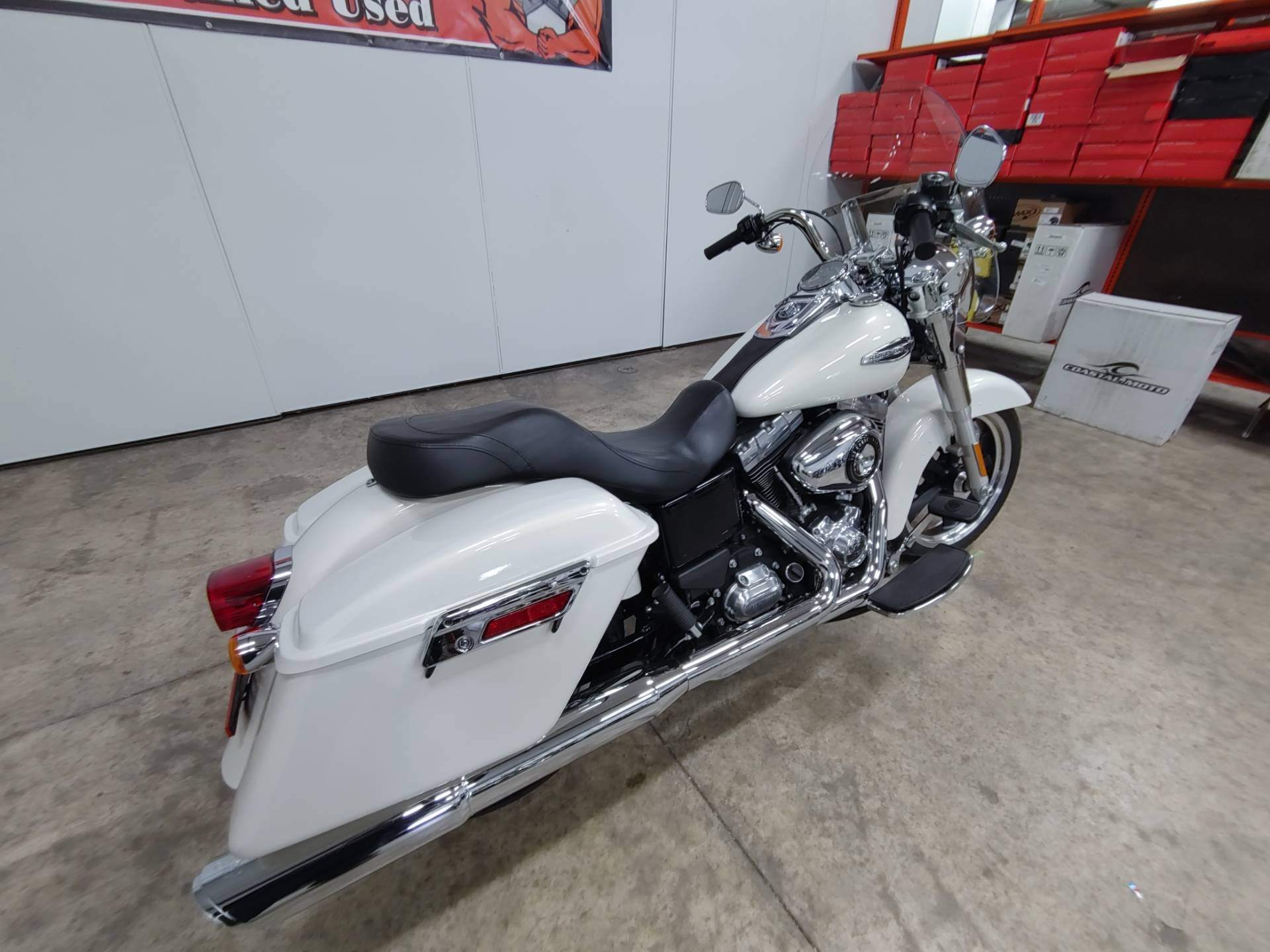 2014 Harley-Davidson Dyna® Switchback™ in Sandusky, Ohio - Photo 10