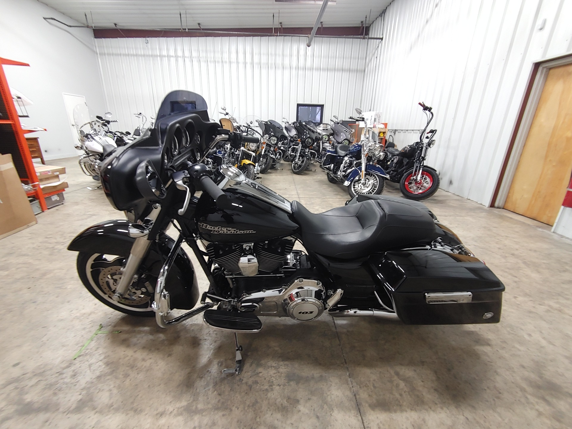2012 Harley-Davidson Street Glide® in Sandusky, Ohio - Photo 6