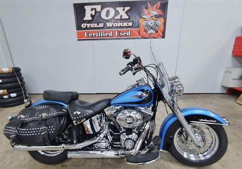 2011 Harley-Davidson Heritage Softail® Classic in Sandusky, Ohio - Photo 1