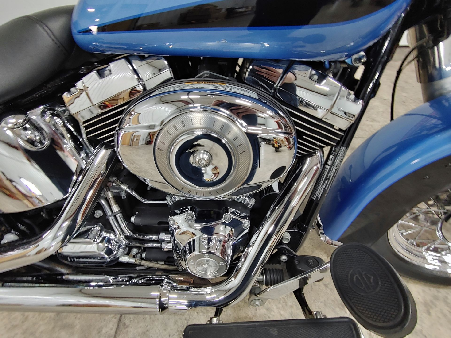 2011 Harley-Davidson Heritage Softail® Classic in Sandusky, Ohio - Photo 2