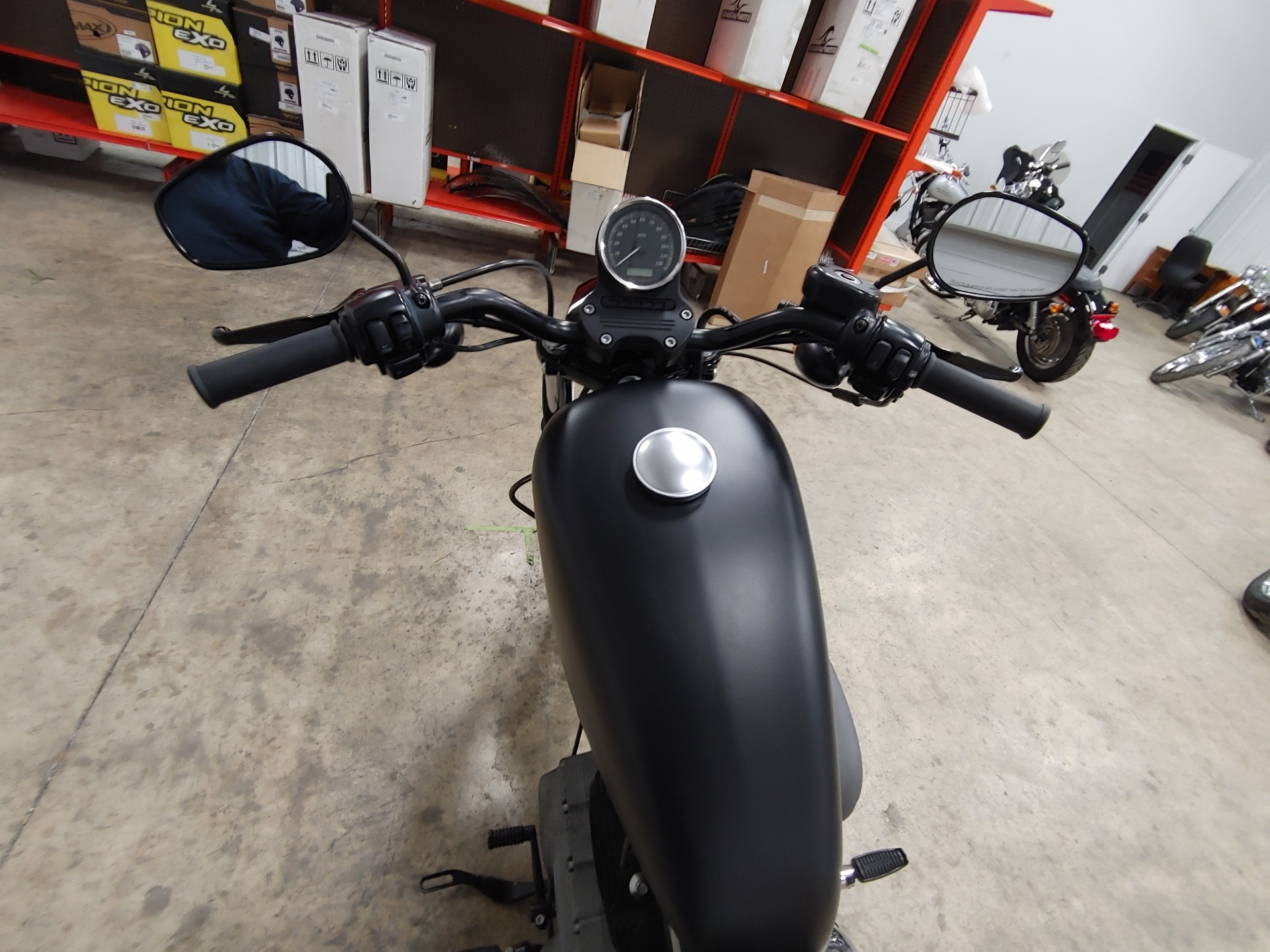 2009 Harley-Davidson Sportster® 1200 Nightster® in Sandusky, Ohio - Photo 12