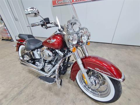 2009 Harley-Davidson Softail® Deluxe in Sandusky, Ohio - Photo 3