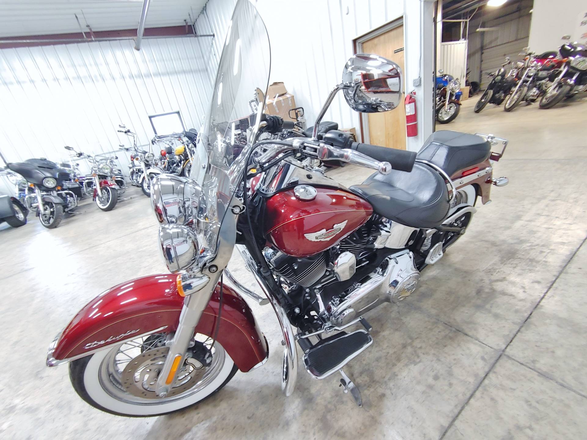 2009 Harley-Davidson Softail® Deluxe in Sandusky, Ohio - Photo 5