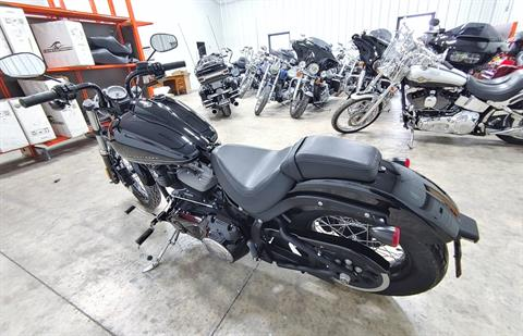 2012 Harley-Davidson Softail® Blackline® in Sandusky, Ohio - Photo 8