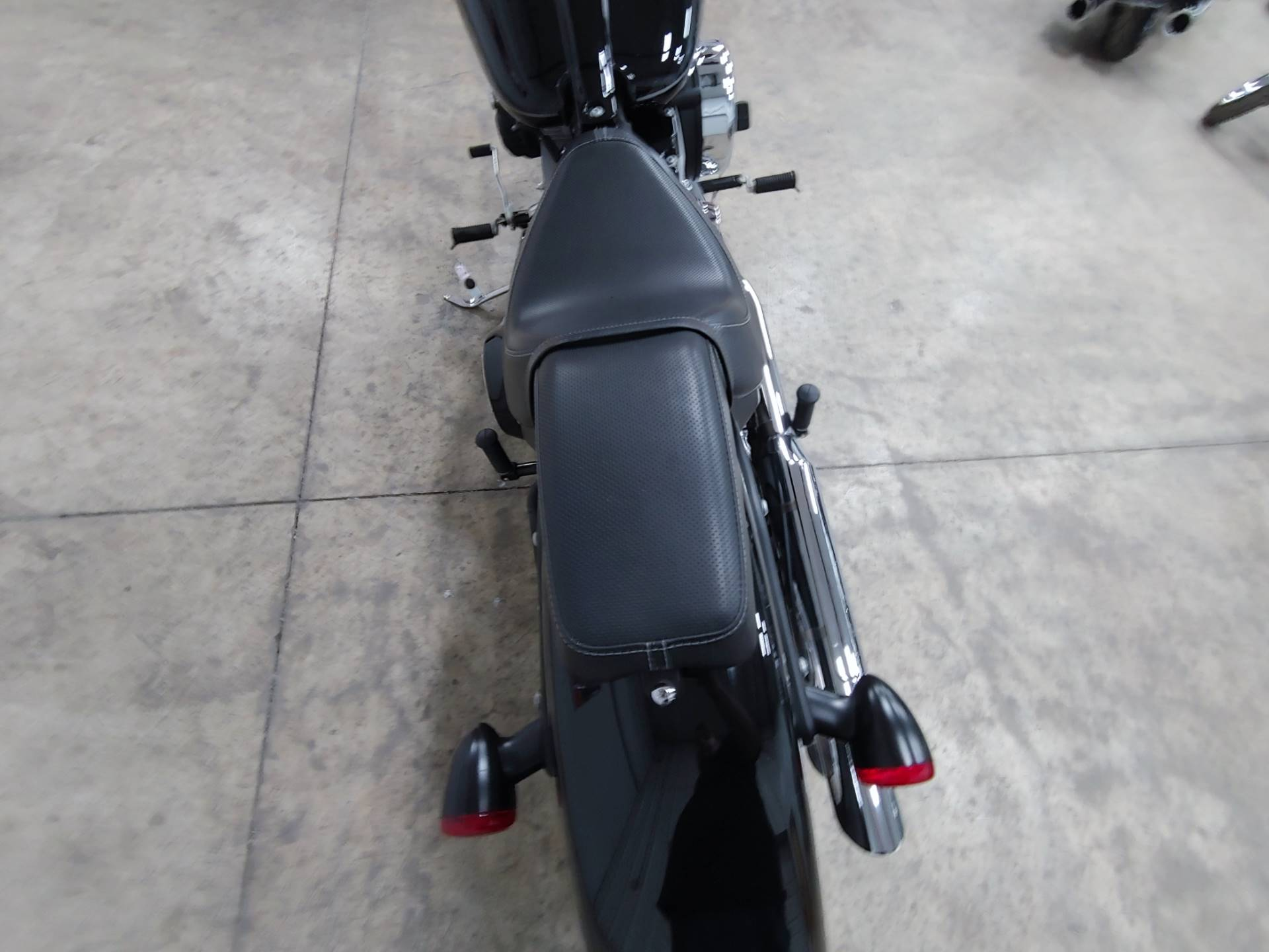 2012 Harley-Davidson Softail® Blackline® in Sandusky, Ohio - Photo 11