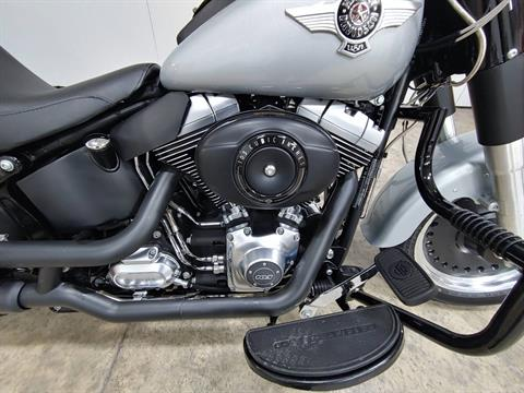 2012 Harley-Davidson Softail® Fat Boy® Lo in Sandusky, Ohio - Photo 2