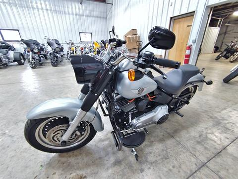 2012 Harley-Davidson Softail® Fat Boy® Lo in Sandusky, Ohio - Photo 5