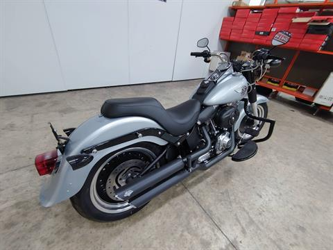 2012 Harley-Davidson Softail® Fat Boy® Lo in Sandusky, Ohio - Photo 10