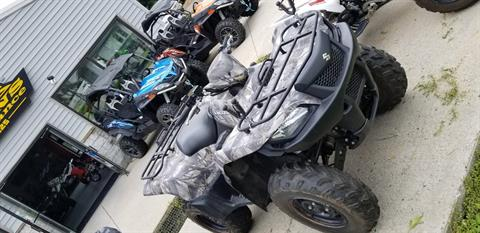 2014 Suzuki KingQuad® 500AXi Camo in Mechanicsburg, Pennsylvania