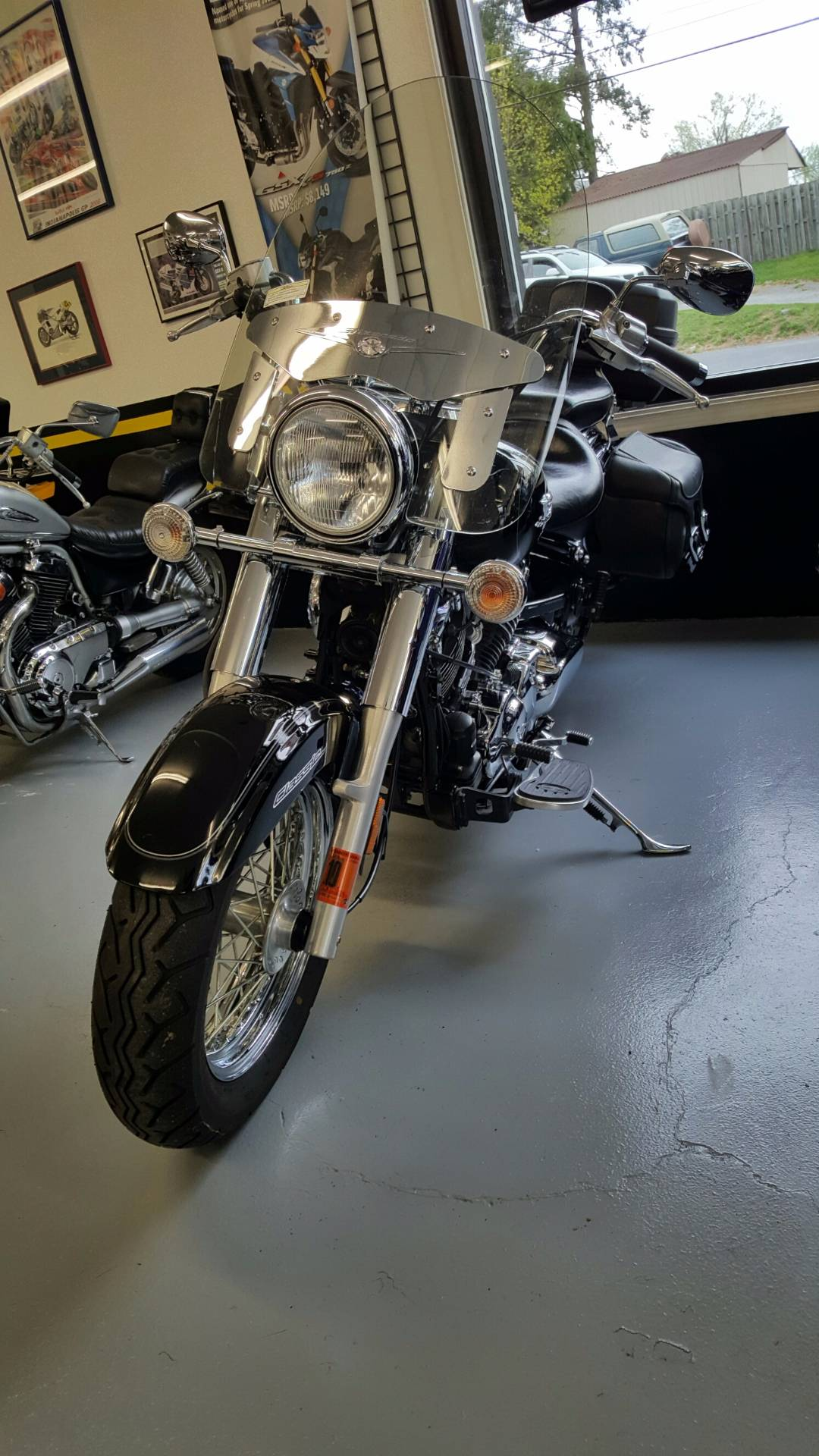 2007 Yamaha V Star® Silverado®  in Mechanicsburg, Pennsylvania