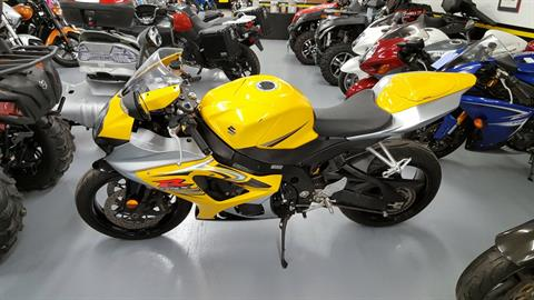 2007 Suzuki GSX-R1000™ in Mechanicsburg, Pennsylvania