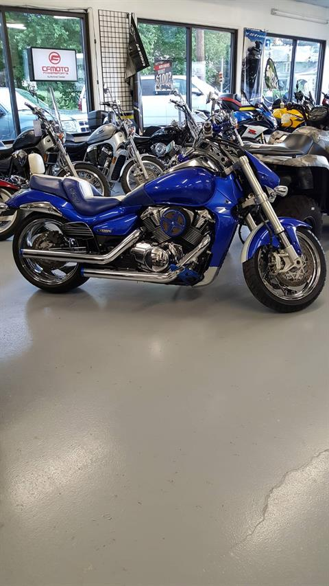 2007 Suzuki Boulevard M109R Limited Edition in Mechanicsburg, Pennsylvania