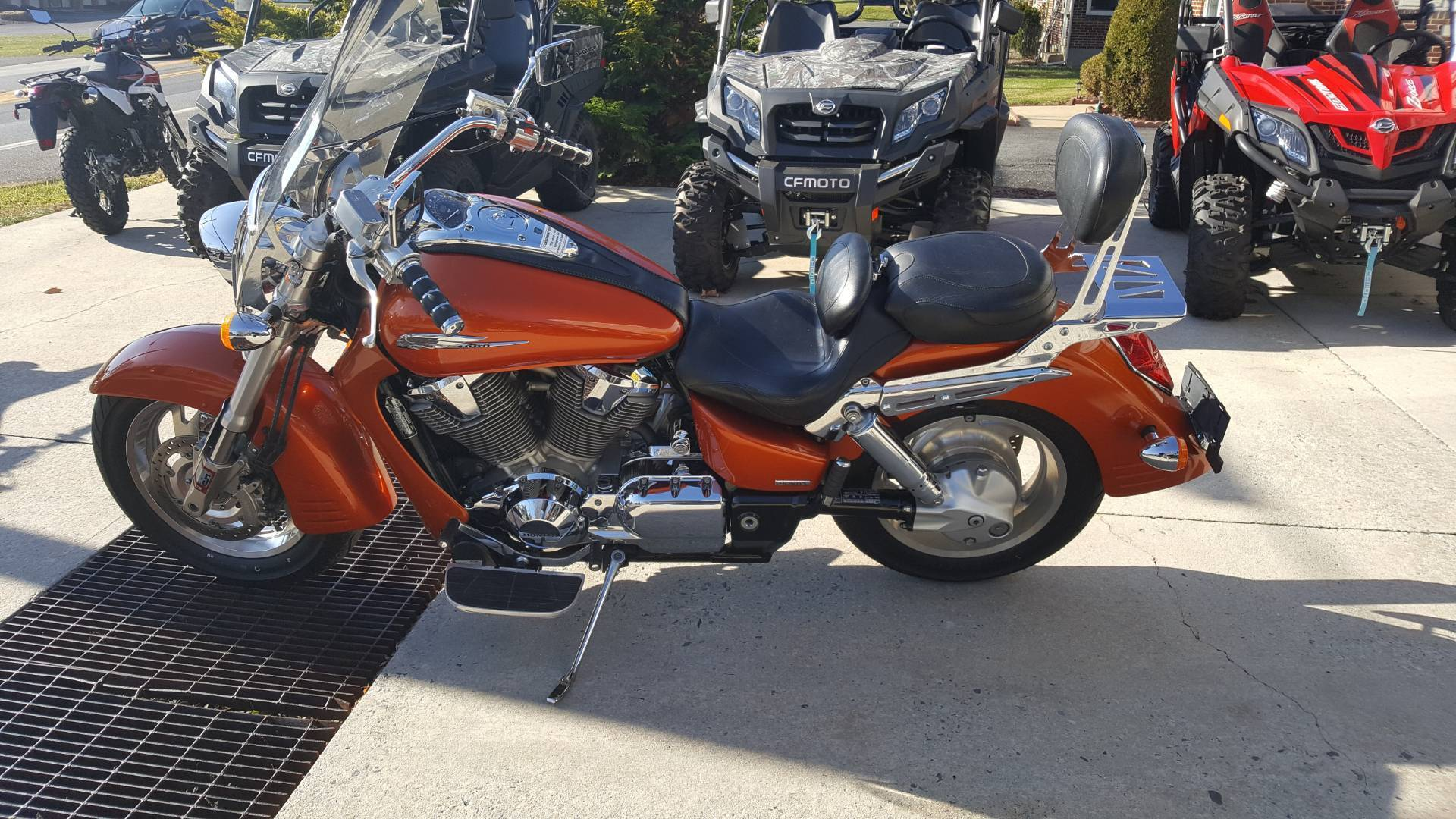 2002 Honda VTX1800 in Mechanicsburg, Pennsylvania - Photo 3