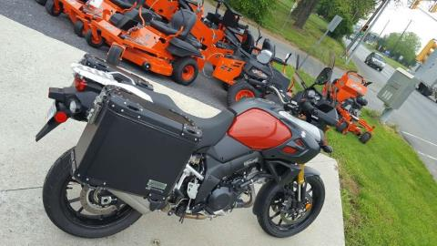 2014 Suzuki V-Strom 1000 ABS in Mechanicsburg, Pennsylvania