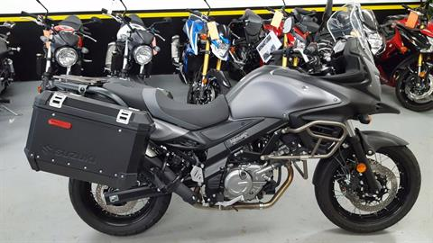 2015 Suzuki V-Strom 650 XT ABS in Mechanicsburg, Pennsylvania