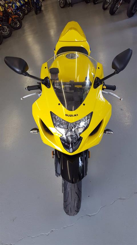 2005 Suzuki GSX-R600 in Mechanicsburg, Pennsylvania