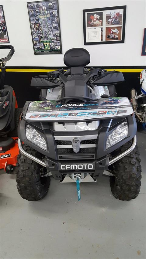 2016 CFMOTO CForce 800 EPS in Mechanicsburg, Pennsylvania