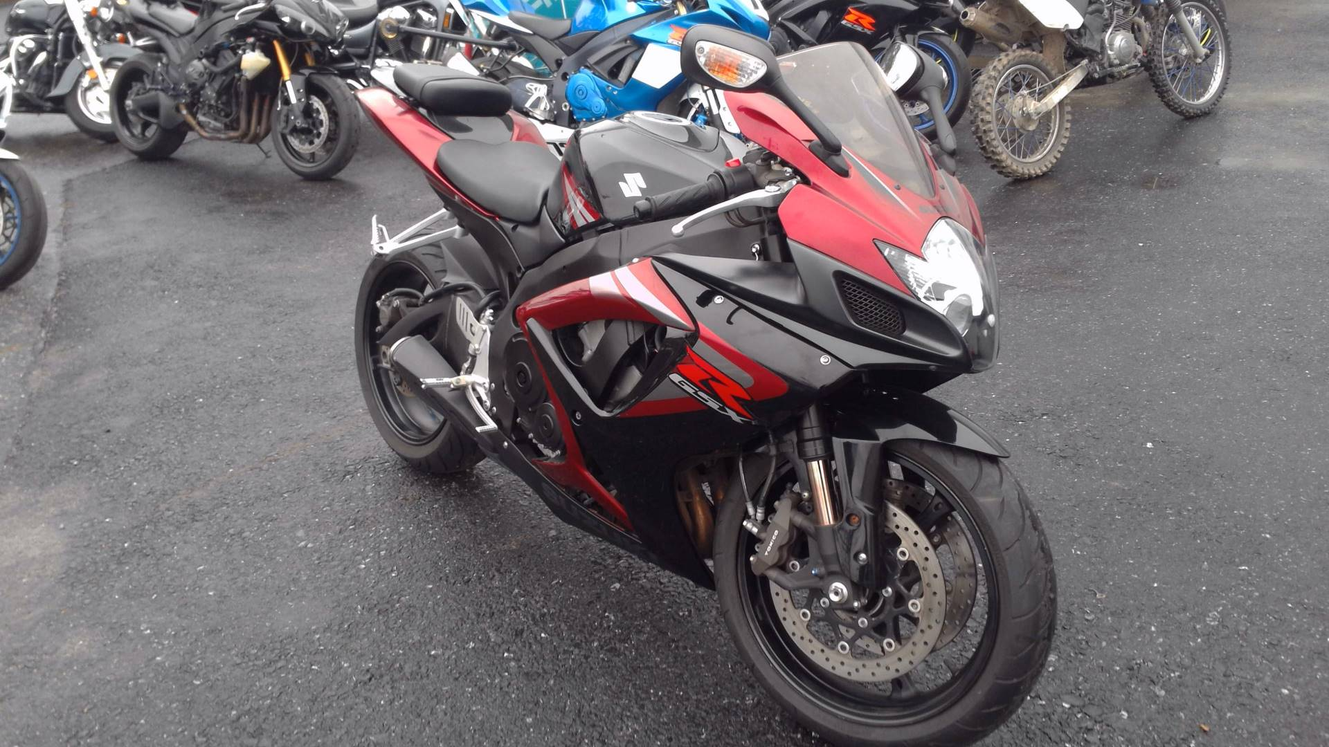 2006 Suzuki GSX-R750™ in Mechanicsburg, Pennsylvania - Photo 1