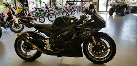 2011 Suzuki GSX-R750™ in Mechanicsburg, Pennsylvania