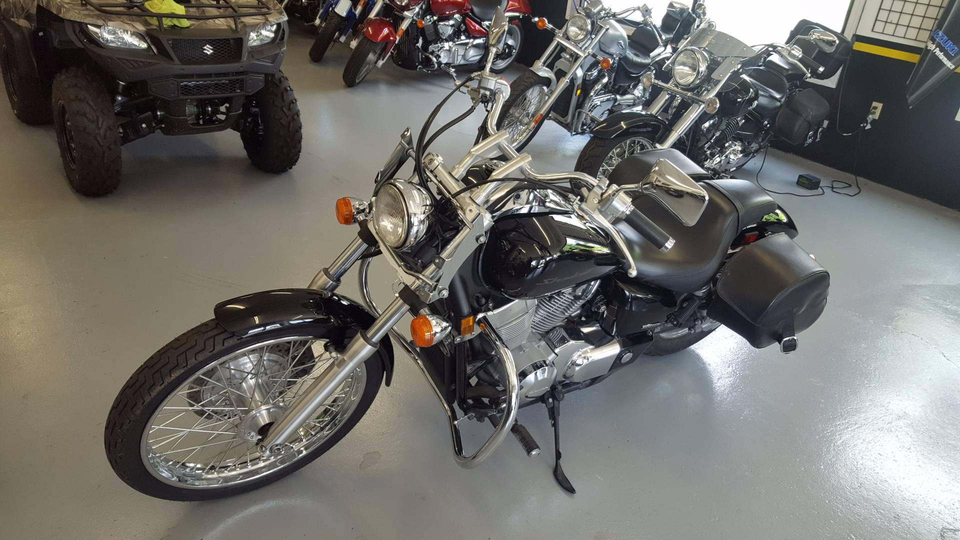 2007 Honda Shadow Spirit™ 750 C2 in Mechanicsburg, Pennsylvania