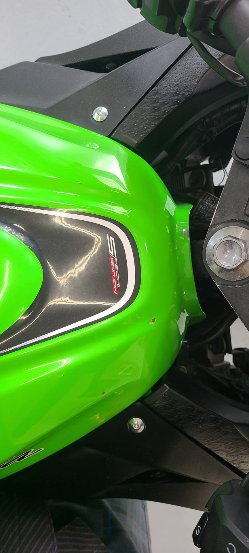 2013 Kawasaki Ninja® 300 in Mechanicsburg, Pennsylvania - Photo 8