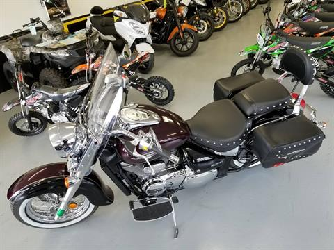 2015 Suzuki Boulevard C50T in Mechanicsburg, Pennsylvania - Photo 1