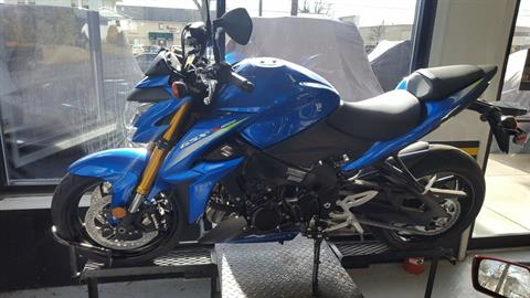 2016 Suzuki GSX-S1000 in Mechanicsburg, Pennsylvania
