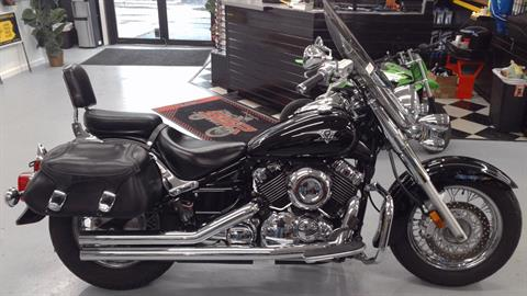 2007 Yamaha V Star® Midnight Custom in Mechanicsburg, Pennsylvania - Photo 2