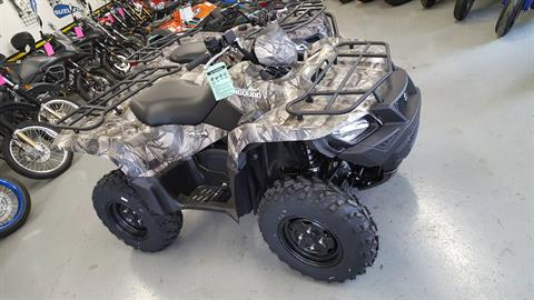 2017 Suzuki KingQuad 750AXi Power Steering Camo in Mechanicsburg, Pennsylvania