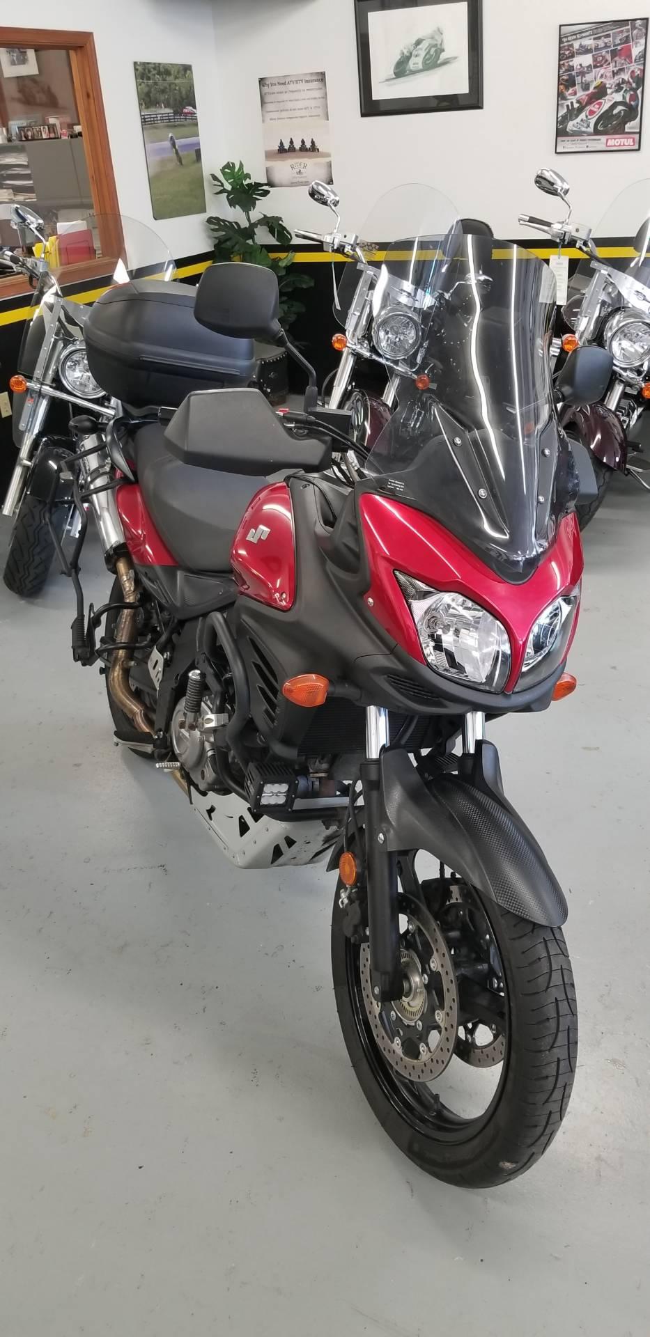 2014 Suzuki V-Strom 650 ABS 4