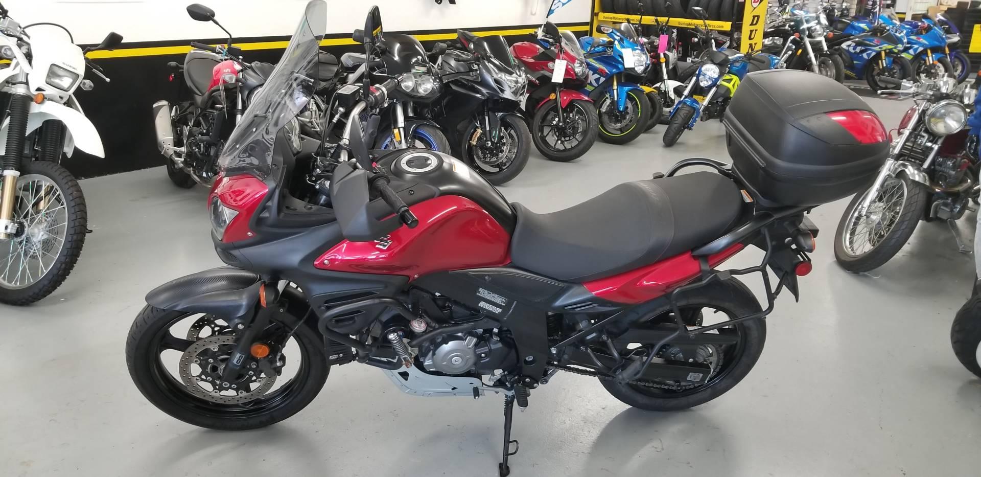 2014 Suzuki V-Strom 650 ABS 5