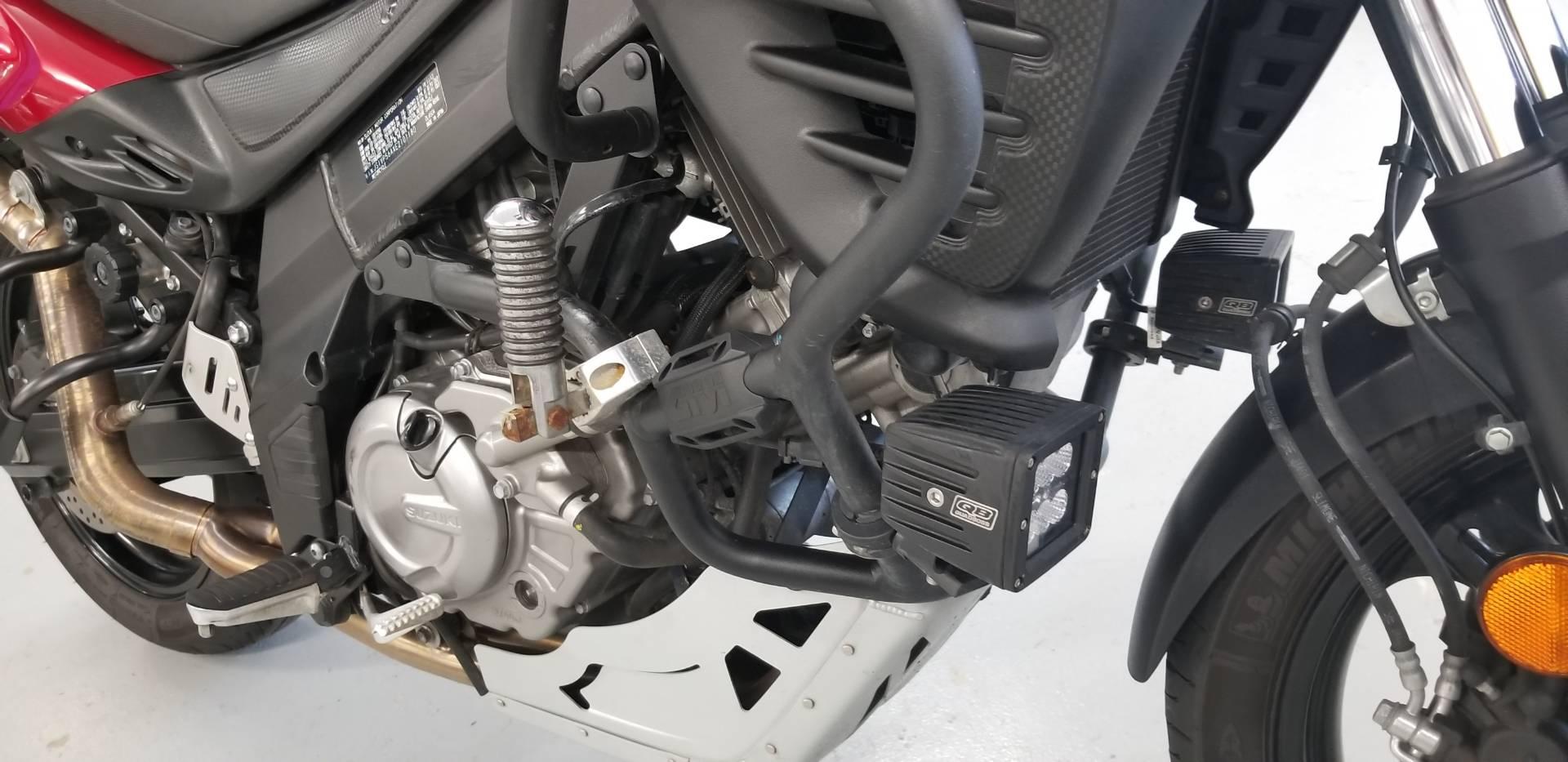 2014 Suzuki V-Strom 650 ABS 10