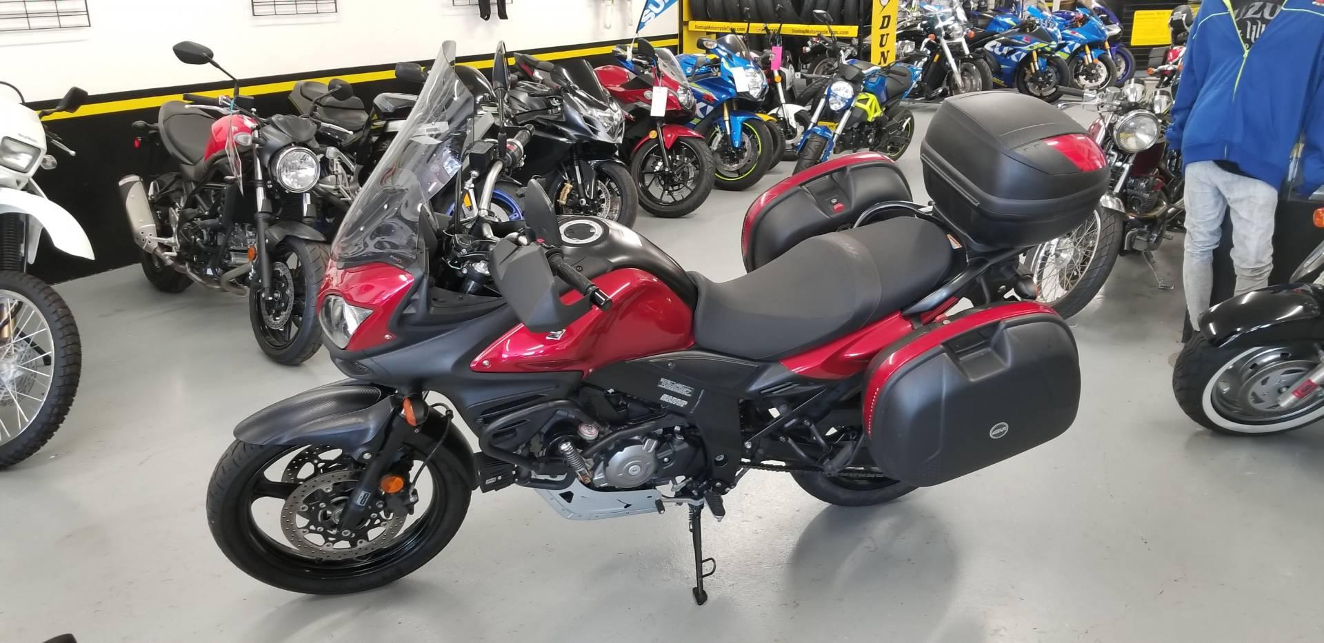 2014 Suzuki V-Strom 650 ABS 6