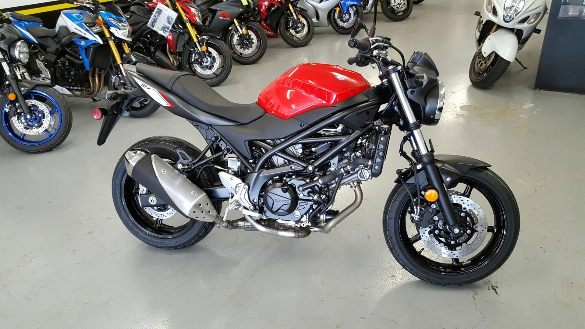 2017 Suzuki SV650 for sale 85235