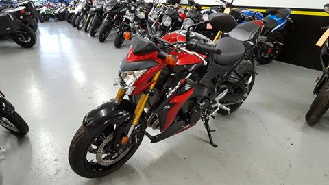 2016 Suzuki GSX-S1000 ABS in Mechanicsburg, Pennsylvania