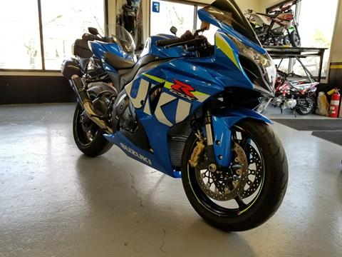 2015 Suzuki GSX-R1000 in Mechanicsburg, Pennsylvania