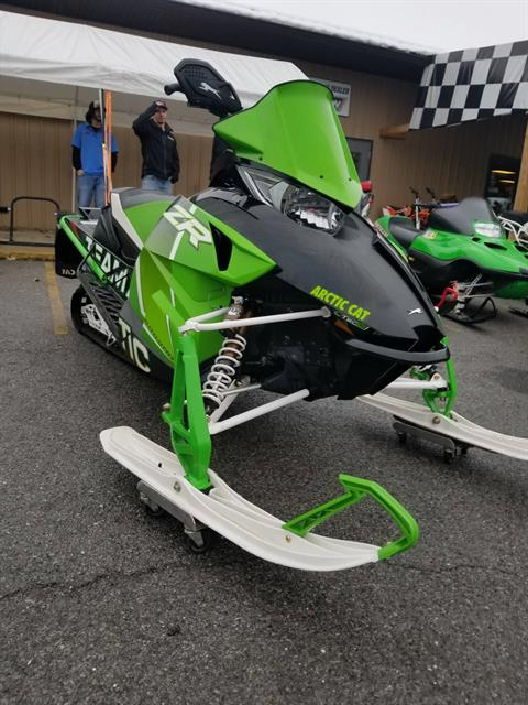 2017 Arctic Cat ZR 6000 Sno Pro ES 129 in Duncansville, Pennsylvania