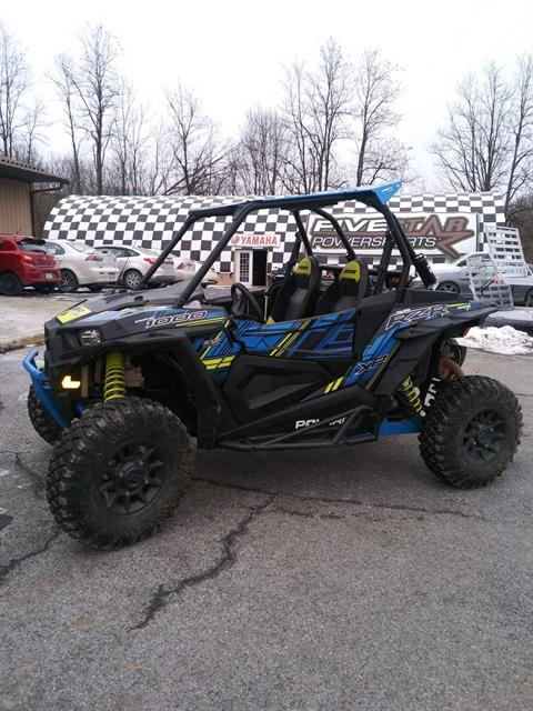 2017 Polaris RZR XP 1000 EPS LE in Duncansville, Pennsylvania