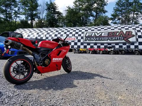 2010 Ducati Superbike 1198 in Duncansville, Pennsylvania