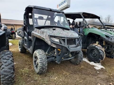 2016 Arctic Cat HDX 700 XT in Duncansville, Pennsylvania
