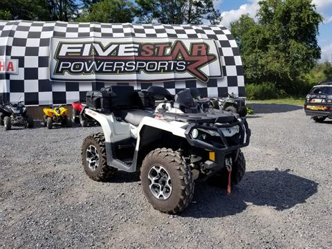 2016 Can-Am Outlander XT 650 in Duncansville, Pennsylvania