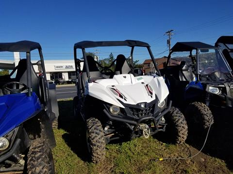 2017 Yamaha Wolverine R-Spec EPS in Duncansville, Pennsylvania