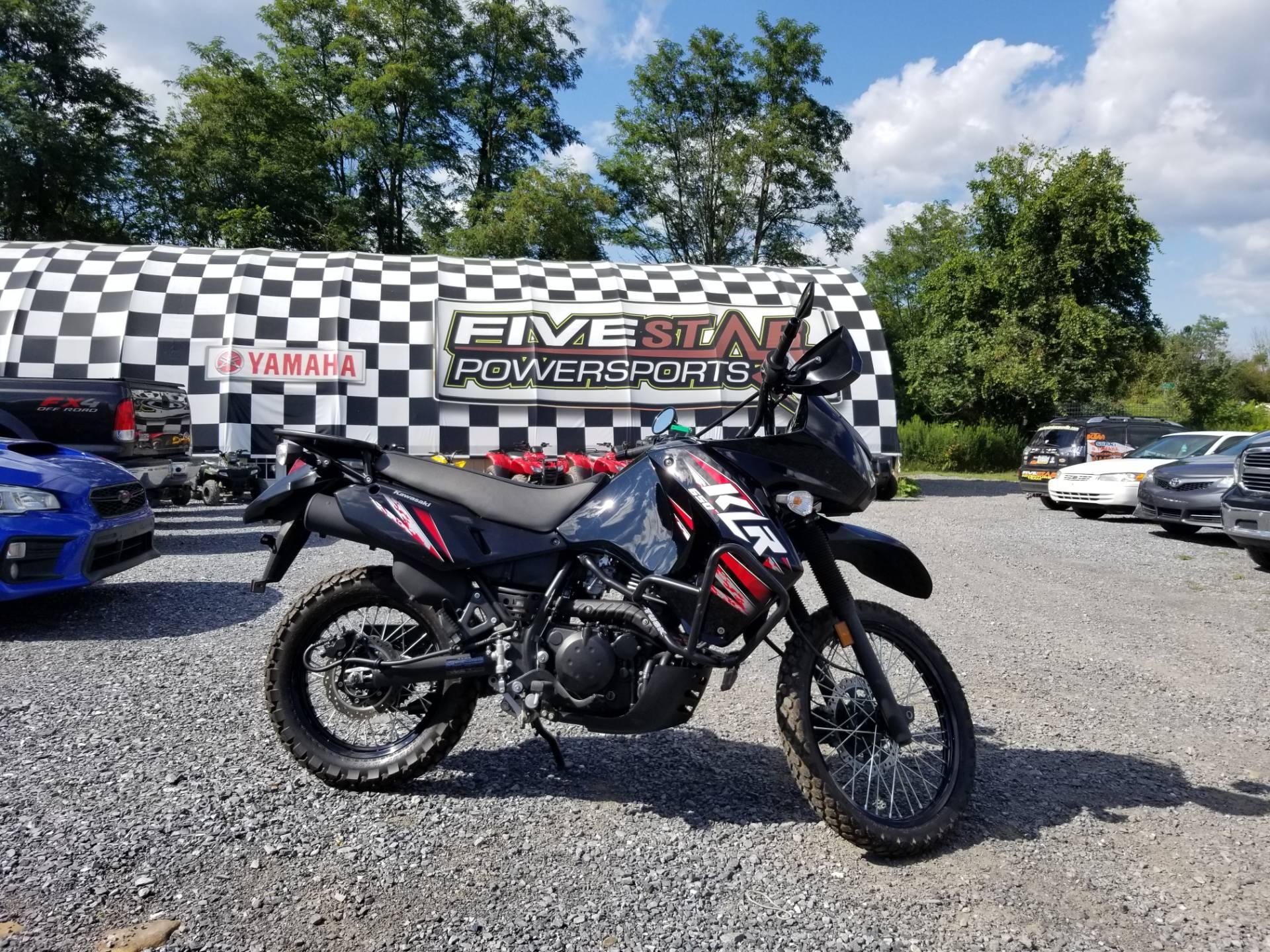 Used 2013 Kawasaki KLR™650 Motorcycles in Duncansville, PA | Stock ...