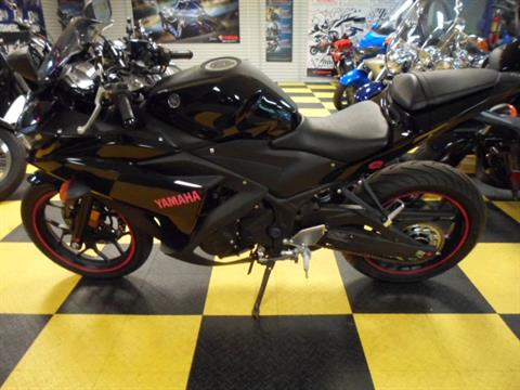 2015 Yamaha YZF-R3 in Wilkesboro, North Carolina