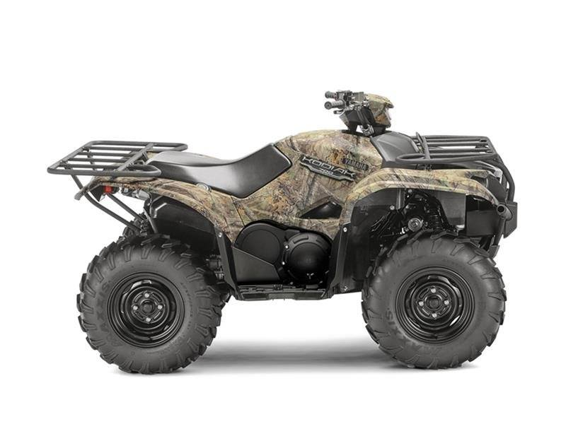 2016 Yamaha Kodiak 700 EPS Camo in Wilkesboro, North Carolina
