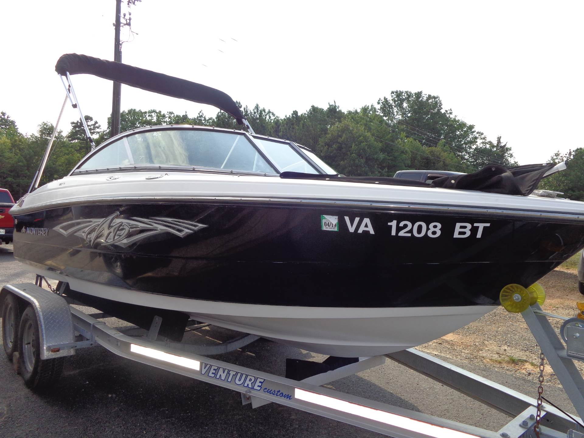 2009 Monterey 180FS in Mineral, Virginia