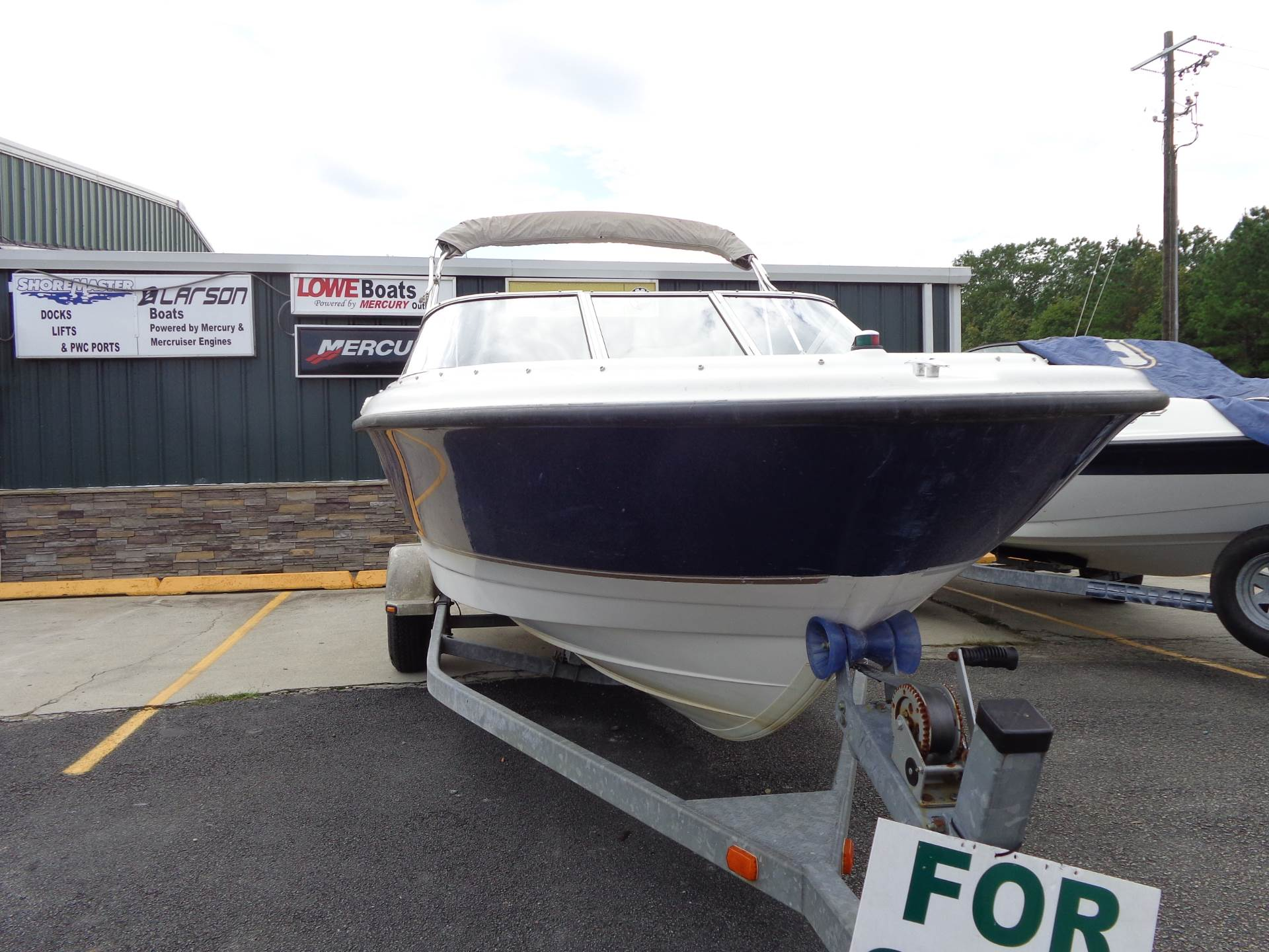 2003 Bayliner 2150 Classic in Mineral, Virginia - Photo 2
